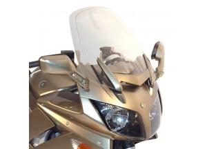 D436ST - Givi Bulle spécifique incolore 52x49,5 cm Yamaha FJR 1300 (06 > 12)