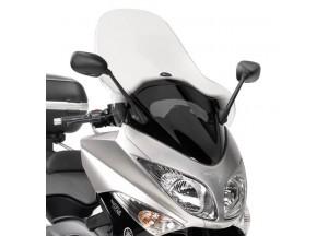 D442ST - Givi Pare-brise incolore 50x57 cm Yamaha T-MAX 500 (08 > 11)