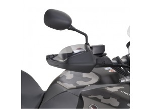 EH1110 - Givi Extension protège-mains d'origine fumé Honda Crosstourer 1200
