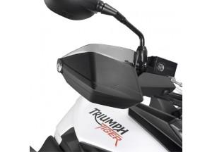 EH6401 - Givi Extension protège-mains d'origine fumé Triumph Tiger 800 (11 > 14)