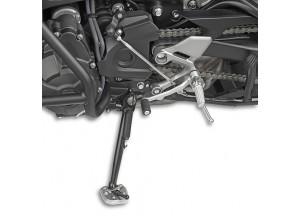 ES2122 - Givi Extension de béquille Yamaha MT-09 Tracer (15 > 16) / XSR900 (16)