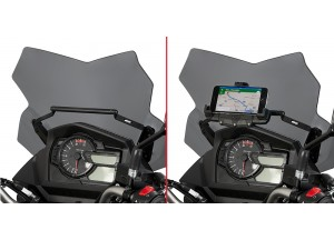 FB3112 - Givi Chassis support GPS pour S902A/M/L Suzuki DL 650 V-Strom (17)