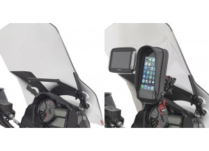 FB3114 - Givi Chassis support GPS pour S902A/M/L Suzuki DL 1000 V-Strom (14>17)