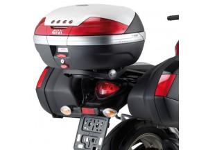 SR121 - Givi Support top cases MONOKEY Suzuki Gladius 650 (09>16)