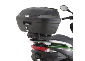 SR4111MM - Givi Support top cases MONOLOCK Kawasaki J125 / J300 (14>16)