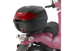 SR6705 - Givi Support top cases MONOLOCK Aprilia Scarabeo 50
