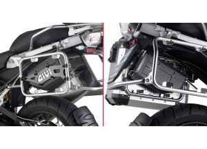 TL5112KIT - Givi Kit pour monter S250 sur support valise BMW R 1200 GS Adventure