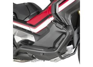 TN1156 - Givi Pare-carters tubulaires spécifiques Noire Honda X-ADV 750 (17)