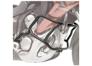 TN455 - Givi Pare-carters tubulaires spécifiques Honda XL 700V Transalp (08>13)