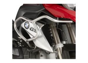 TNH5114OX - Givi Pare-carters tubulaires en acier inox BMW R 1200 GS (13>16)