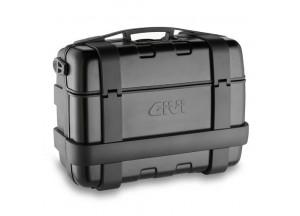 TRK33B - Givi Top case/valise Monokey Trekker Black Line 33lt