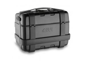 TRK46B - Givi Top case/valise Monokey Trekker Black Line 46lt
