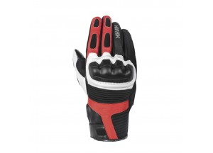 Gants de Moto Hevik Abrego Noir Rouge