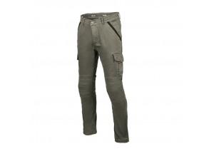 Pantalon Moto Hevik Harbour Vert