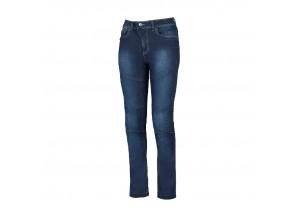 Jeans Moto Hevik Memphis Lady Bleu