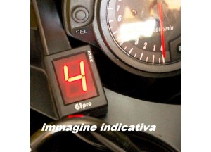 HT-GIPRO-K02-RED GiPro ATRE Indicateur de vitesse HealTech