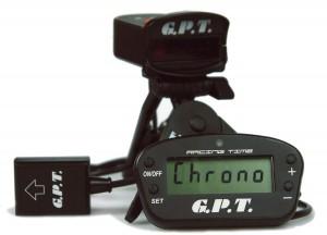 RTI 2002 - Kit chronomètre infrarouge GPT, 100 canaux émetteur monocanal 12V