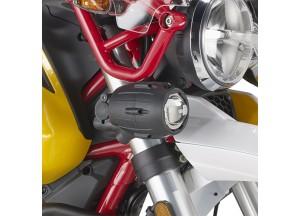 LS8203 - Givi Kit Attaches pour S310/S322  Moto Guzzi V85 TT (2019)