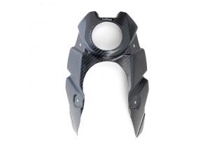 10028 - Enjoliveur de reservoir Leovince Fibre Carbone Honda CRE 250 F CRE 450 F