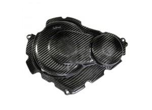 12014 - Cache embrayage+allumage Leovince Fibre Carbone Suzuki GSX-R 600 750