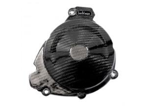 12032 - Cache alternateur Leovince Fibre Carbone Yamaha YZF 1000 R1