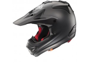 Casque Arai Off-road Motocross MX-V Frost Black