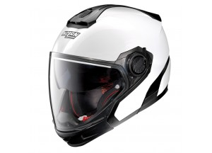 Casque Intégral Crossover Nolan N40-5 GT Special 15 Pure Blanc