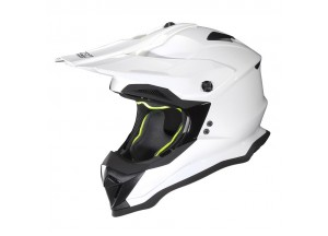 Casque Intégral Off-Road Nolan N53 Smart 15 Pure White