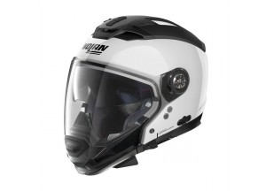 Casque Intégral Crossover Nolan N70.2 GT Special 15 Pure Blanc