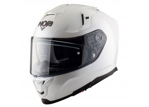 Casque Intégral Nos NS10 Blanc