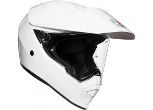 Casque Intégral Agv AX 9 Blanc