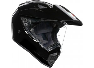 Casque Intégral Agv AX 9 Noir