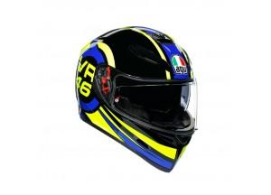 Casque Intégral Agv K-3 SV Rossi Ride 46