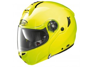 Casque Intégral Ouvrable X-Lite X-1004 Hi-Visibility N-Com 9 Fluo Yellow
