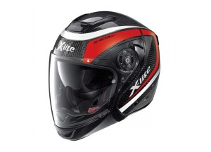 Casque Crossover X-Lite X-403 GT Ultra Carbon Meridian 8 Brilliant