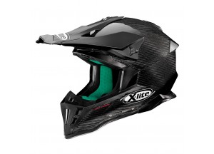 Casque Intégral Off-Road X-lite X-502 Ultra Carbon Puro 1 Glossy Carbon