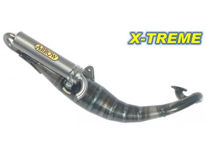 33508ET - SILENCIADOR ARROW EXTREME TITANIUM APRILIA SR 50 KAT 00-02