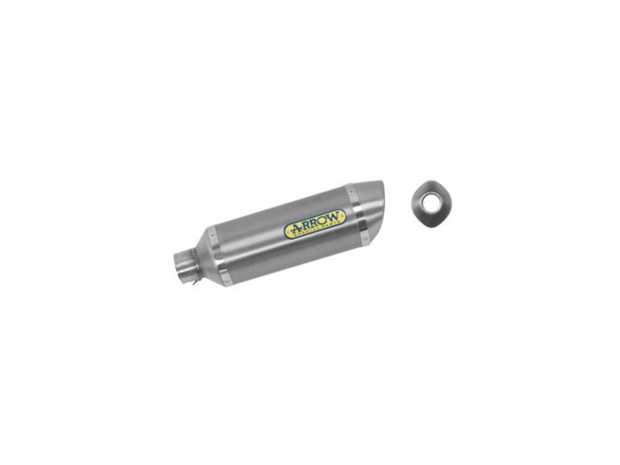 53501AO - ESCAPE ARROW THUNDER ALUMINIO PARA COLL. ARROW YAMAHA BW'S 125 10-11