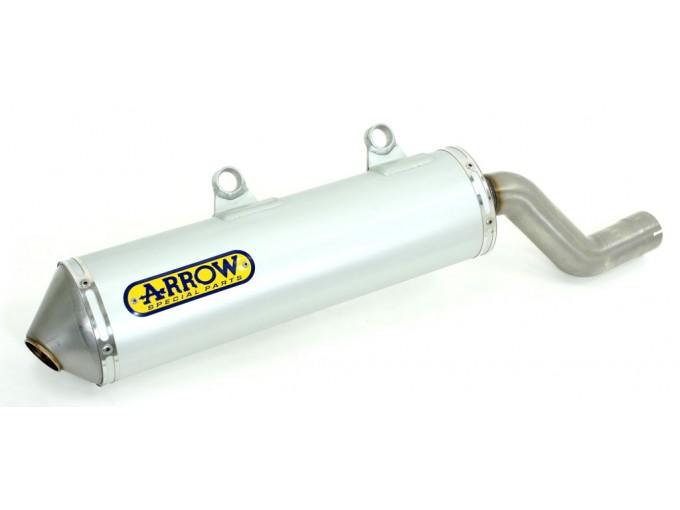 52502AO - ESCAPE COMPL.ARROW  ALLUM+COLECTORES ACERO INOX YAMAHA XT 125 X/R 05