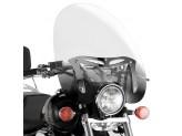 A41N - Givi Parabrisas universal 53,7x51,6 cms Honda Black Widow 750 (00 > 02)