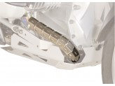 S280 - Givi Juego de protectores para colectores universales inoxidable 32/42mm