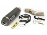 Kit Escape Arrow Silenciador MK + Conexion Ducati Diavel '11/14