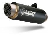 K.047.LXBP - Silenciador Escape Mivv GPpro BLACK KAWASAKI NINJA 400 / Z400
