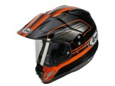 Casco Integral Arai Tour-X 4 Move Naranja