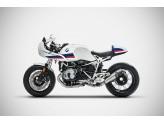 ZBMW536SKR - Escape Completo Zard GP Acero inoxidable BMW R NINE-T (17-19)