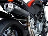 ZD016SKO-07 - Escape Completo Zard HM Carbono Ducati Monster S2R 800 (07-08)