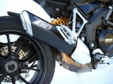 ZD0531ASR - Silenciador Escape Zard Penta Negro Ducati Multistrada 1200 (10-14)