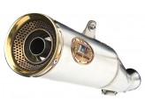 ZD781SSR - Silenciador Escape Zard ZUMA Inox Ducati Scrambler 800 (15-19)