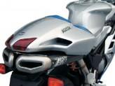 ZMV060AKR-B - Escape Completo Zard Penta Negro MV Agusta F4