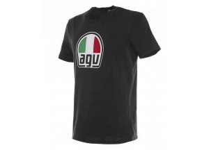 Camiseta AGV Negro
